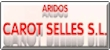 Aridos Carot Selles, S.L. - Oficinas: Travesia del Pilar, n 33  Telf: 964 14 63 95 - Planta: Crra. Gatova, km. 0'50 Telf:  964 76 41 62 - Altura