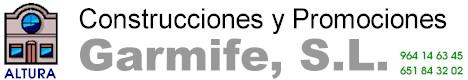 Construcciones y Promociones Garmife, S.L.