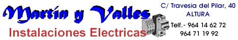 Instalaciones Electricas Martín y Valles, S.L.