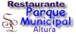 Restaurante Parque Municipal (Selles Lozano, S.L.) - Altura